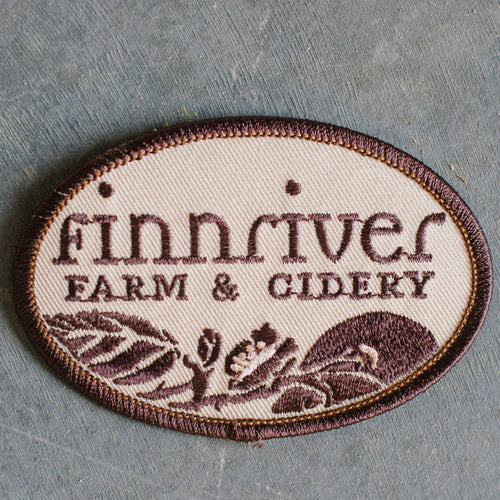 Finnriver Logo Patch