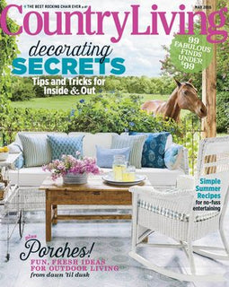 Stephanie Reppas, October Design - Equestrian Decor Feature - Country Living Magazine