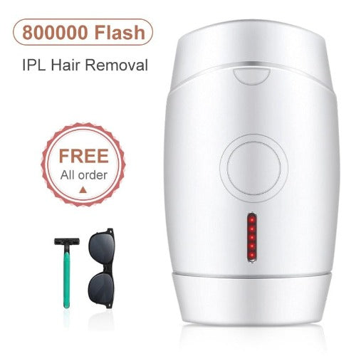 800,000 Flash Laser Epilator Hair Removal Machine - ShapeFitup
