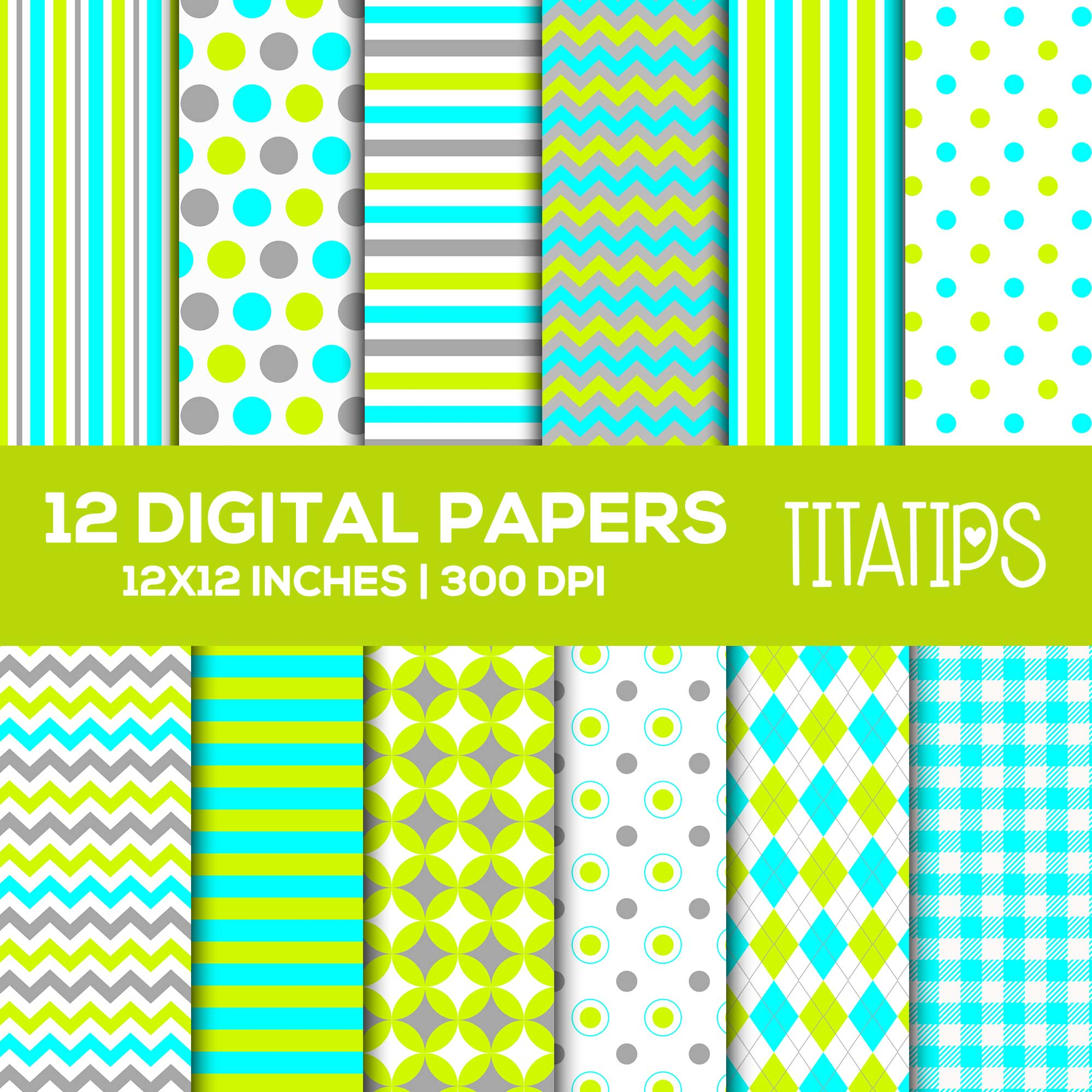 Happy Father's Day Digital Paper Set, Gentleman Pattern, Little Man Scrapbooking, Commercial Use [INSTANT DOWNLOAD] - TitaTipsPrintables