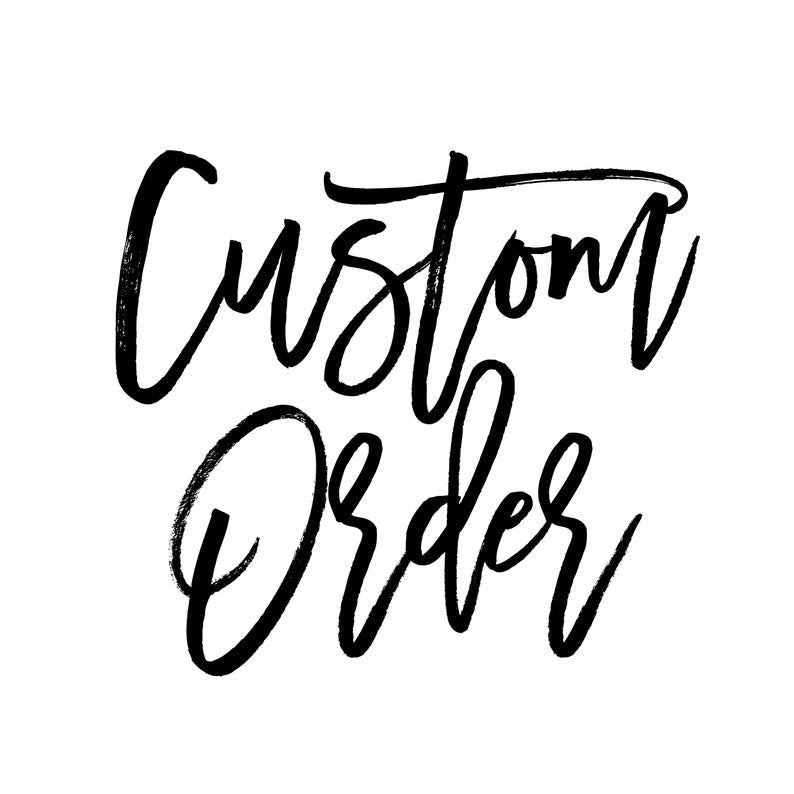CUSTOM ORDER for Michelle Bautista - TitaTipsPrintables