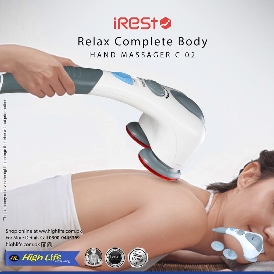 Multi-Functional Massager (SL-C02-2)