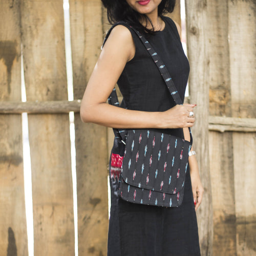 Ikat Sling Bag/Cross body - AVA Boutique