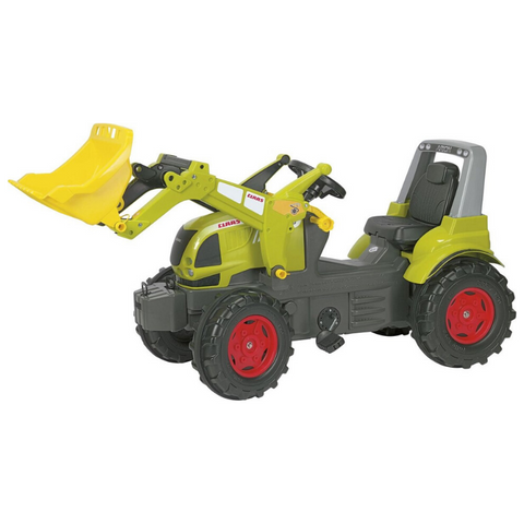 Image of Claas Arion 640 Traptractor met lader