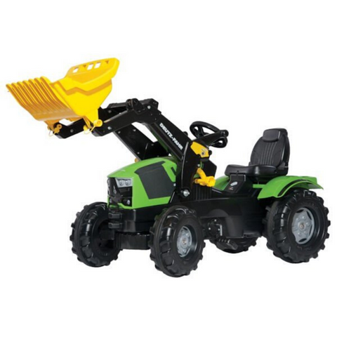 Image of Deutz-Fahr 5120 met lader
