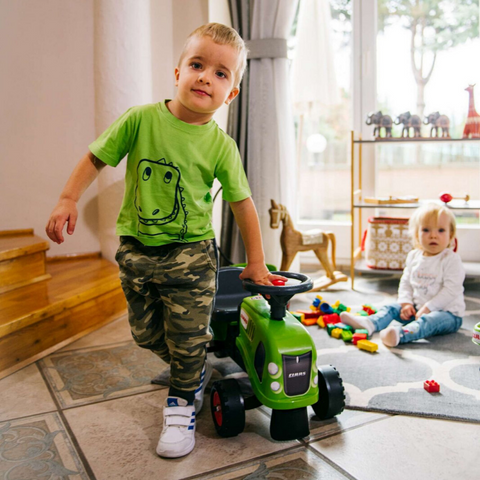 Image of Falk Baby Claas Ride-On met accessoires