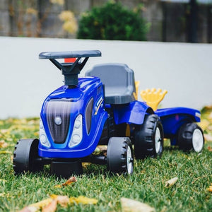 New Holland Baby Ride-On met accessoires
