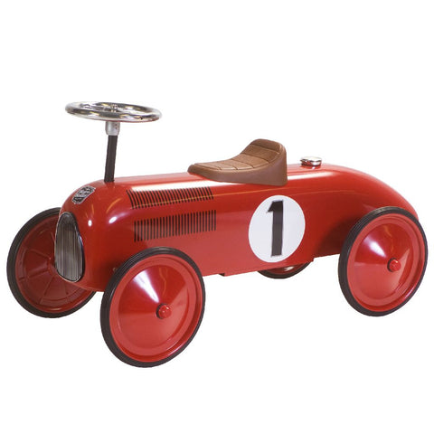 Retro Roller loopauto James