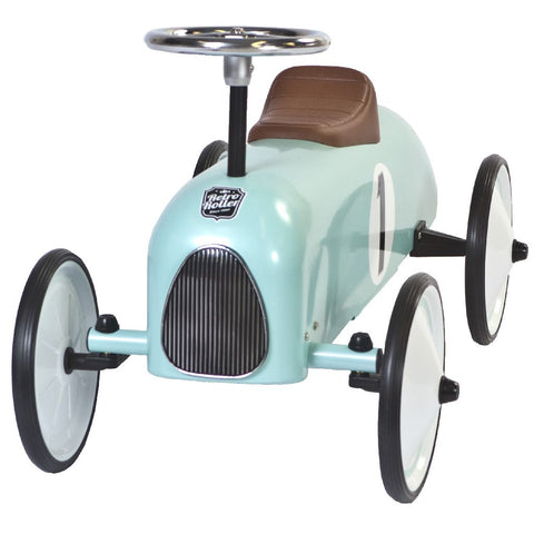 Retro Roller loopauto Colin