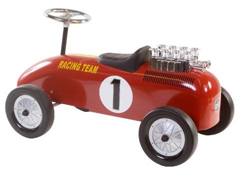 Image of Retro Roller loopauto Racing Team Niki