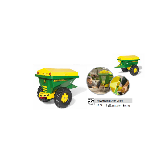 Image of Strooimachine John Deere Rolly Toys