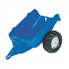RollyKid Trailer Aanhanger - New Holland blauw