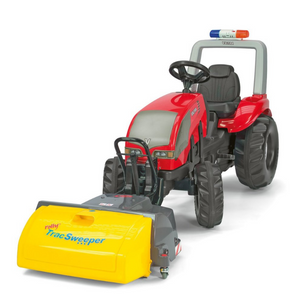 RollyTrac Sweeper Veegmachine