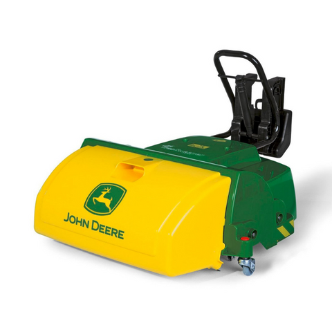 Image of RollyTrac John Deere Sweeper Veegmachine