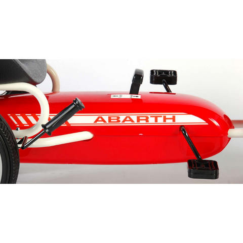 Image of Fiat Abarth Skelter - Rood