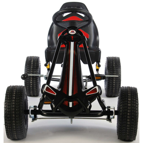 Image of Volare Go Kart Racing Car - skelter