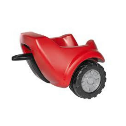 Image of Rollyminitrac Trailer Aanhanger - rood