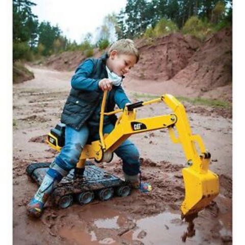 Rollydigger XL CAT Graafmachine