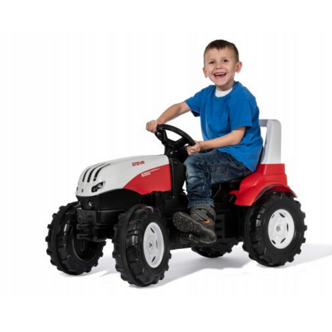 Image of Steyr 6300 Traptractor