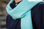 Load image into Gallery viewer, Scarf - Turquoise and Jade