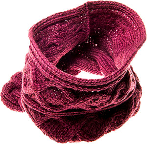 Diamond snood jam