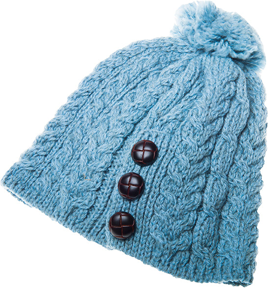 Button Hat Mist
