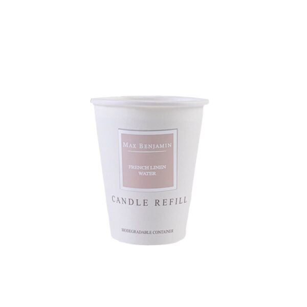 French Linen Water Candle Refill