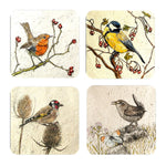 Load image into Gallery viewer, Placemat set - Birds