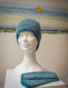 Wool Hat Teal
