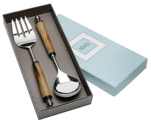 Nisha Salad Serving Set