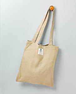 Irish Linen Shopper - Natural