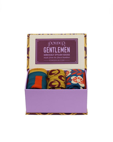 Mens Sock Gift Box