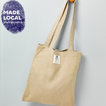 Load image into Gallery viewer, Irish Linen Shopper - Natural