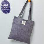 Load image into Gallery viewer, Irish Linen Shopper - Navy