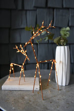 Load image into Gallery viewer, Large Copper Deer