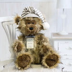 Load image into Gallery viewer, Silver Tag Bear - James
