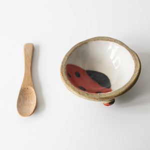 Tiny Bowl - Ladybird