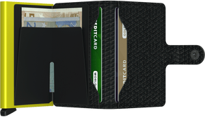 Miniwallet Diamond Black