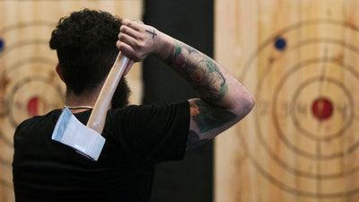 Cape Coral couple opens city's first axe-throwing bar