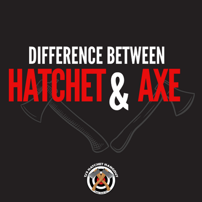 Tools of the Trade: Learn the Difference Between a Hatchet and an Axe