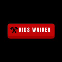 Kids Waiver Button