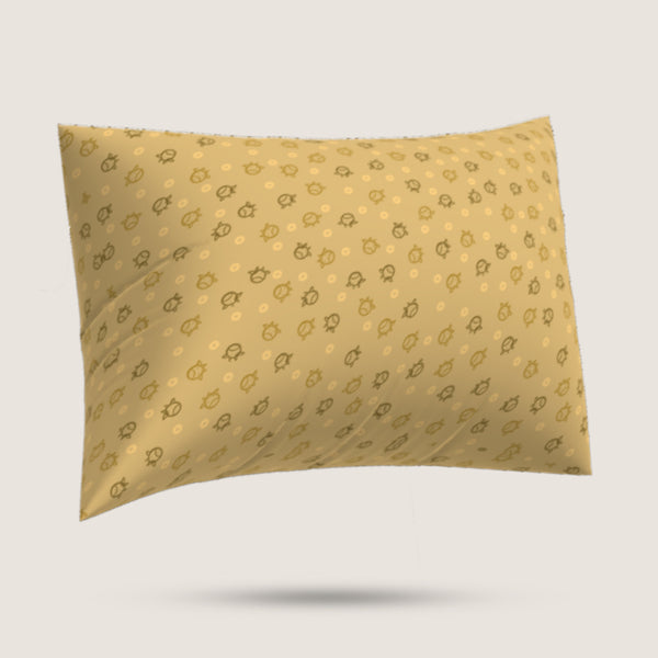 Pillowcase - Money Ox Gold