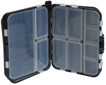 Empty On Set Pin Box - 11 Compartments