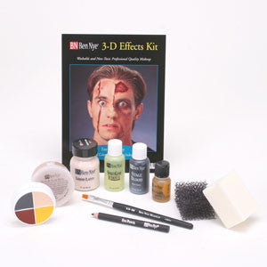 Ben Nye - 3D Special Effects Kit