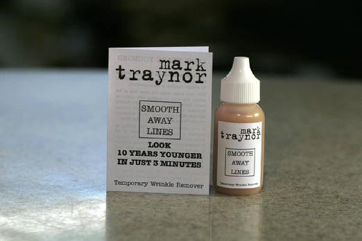 MARK TRAYNOR - SMOOTH AWAY LINES