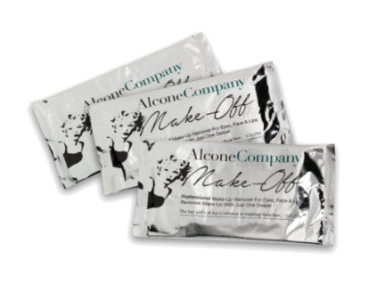 Alcone Makeup Remover Cloths