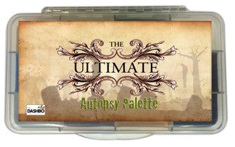 MR DASHBO - The Ultimate Autopsy Palette