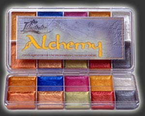 Skin Illustrator - ALCHEMY PALETTE