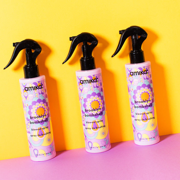 amika brooklyn bombshell blowout spray (DG) 200ml