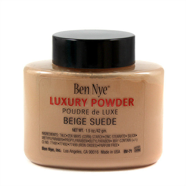 Ben Nye - Beige Suede Luxury Powder